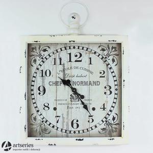 Kwadratowy ogromny zegar  - 2829133877