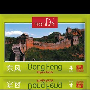 "Fito-plaster do ciała ""Donfeng"", TianDe 4 szt. - 2857883834"
