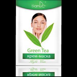 Krem-maska Zielona Herbata, TianDe18g - 2857883673