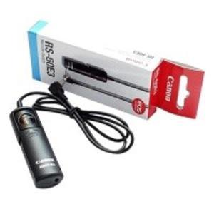 Elektroniczny wężyk spustowy Canon RS-60E3 - 2827667236