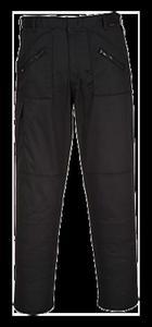 0108a4017adc99 Spodnie robocze bojówki S887 Portwest - Black - 2822211553