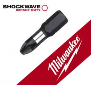 MILWAUKEE Bit Udarowy PH1 25mm 2szt. - 2825131663