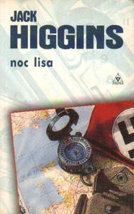 Jack Higgins NOC LISA [antykwariat] - 2861022462