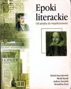 EPOKI LITERACKIE. OD ANTYKU DO WSP - 2861022122