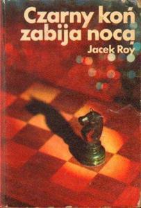 Jacek Roy CZARNY KO - 2861022472