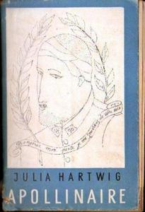 Julia Hartwig APOLLINAIRE [antykwariat] - 2861021402