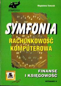Magdalena Tomczak SYMFONIA. RACHUNKOWO - 2861021656