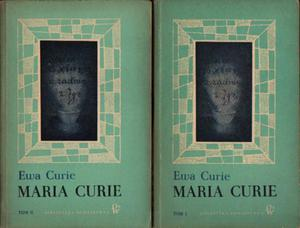 Ewa Curie MARIA CURIE. T. 1-2 [antykwariat] - 2861021404