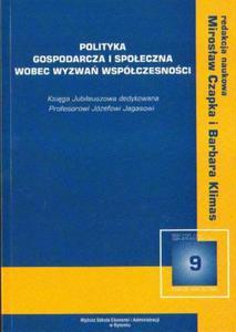 POLITYKA GOSPODARCZA I SPO - 2861022977