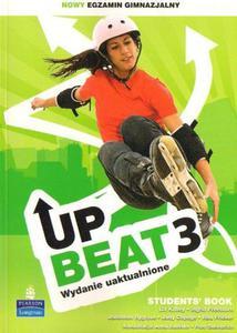 JĘZYK ANGIELSKI. UPBEAT 3. STUDENTS' BOOK. WYDANIE UAKTUALNIONE - 2834459200