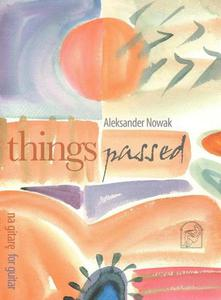 Aleksander Nowak THINGS PASSED NA GITAR - 2834459305