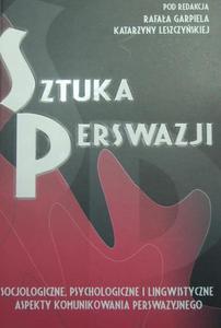 SZTUKA PERSWAZJI - 2832180291