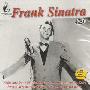 THE WORLD OF FRANK SINATRA [2 CD box] - 2834459359