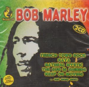 THE WORLD OF BOB MARLEY [2 CD box] - 2834459360