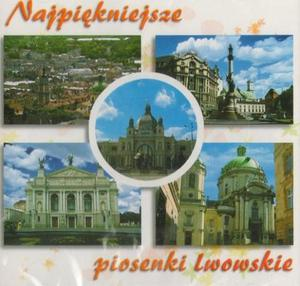 NAJPIĘKNIEJSZE PIOSENKI LWOWSKIE [1 CD] - 2834459493