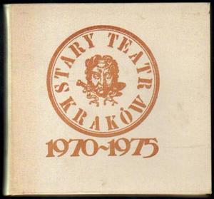 STARY TEATR KRAKÓW 1970-1975 [antykwariat] - 2834459528
