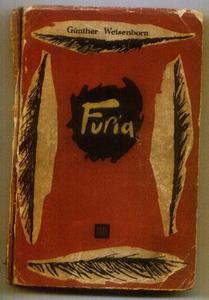 Gunther Weisenborn FURIA [antykwariat] - 2834459553
