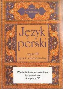 Kaweh Pur Rahnama JĘZYK PERSKI (+ 4 CD) - 2834459606