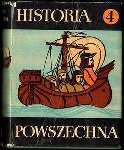 HISTORIA POWSZECHNA. TOM 4 [antykwariat] - 2834459730