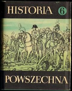 HISTORIA POWSZECHNA. TOM 6 [antykwariat] - 2834459731