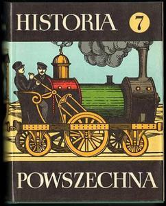HISTORIA POWSZECHNA. TOM 7 [antykwariat] - 2834459733