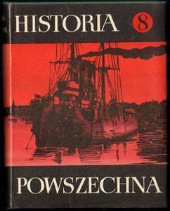 HISTORIA POWSZECHNA. TOM 8 [antykwariat] - 2834459734