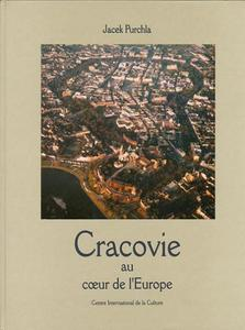 Jacek Purchla CRACOVIE AU COEUR DE L'EUROPE [antykwariat] - 2834459804