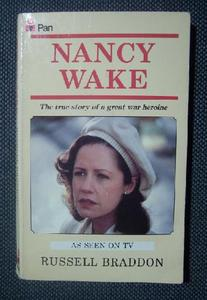 Russell Braddon NANCY WAKE [antykwariat] - 2832180382
