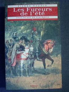 Pierre Naudin LES FUREURS DE L'ETE [antykwariat] - 2832180399