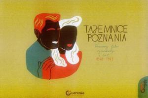 TAJEMNICE POZNANIA. PRASOWY FILM RYSUNKOWY Z LAT 1948-1949 - 2834459893