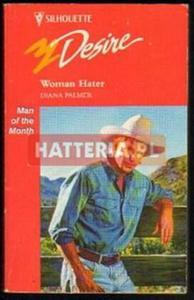 Diana Palmer WOMAN HATER [antykwariat]