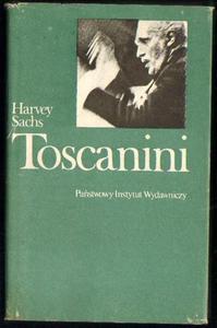 Harvey Sachs TOSCANINI [antykwariat] - 2834460123