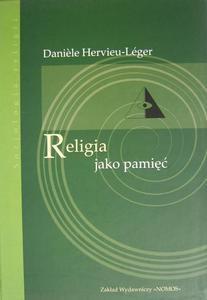 RELIGIA JAKO PAMI - 2832180485