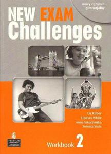JĘZYK ANGIELSKI. NEW EXAM CHALLENGES 2. WORKBOOK - 2834460226