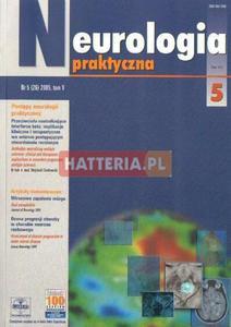 NEUROLOGIA PRAKTYCZNA. NR 5 (26) 2005. TOM 5 [antykwariat] - 2834460270