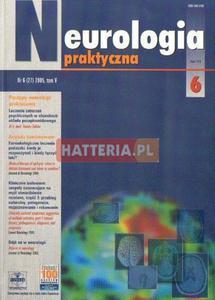 NEUROLOGIA PRAKTYCZNA. NR 6 (27) 2005. TOM 5 [antykwariat] - 2834460272