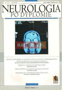 NEUROLOGIA PO DYPLOMIE. TOM 1 NR 2. MARZEC 2006 [antykwariat] - 2834460285