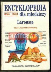 LAROUSSE. ENCYKLOPEDIA DLA M - 2861021457