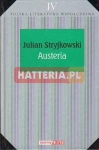 Julian Stryjkowski AUSTERIA [antykwariat] - 2834460349
