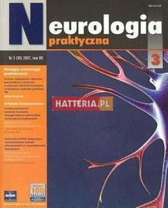 NEUROLOGIA PRAKTYCZNA. NR 3 (36) 2007. TOM 7 [antykwariat] - 2834460399
