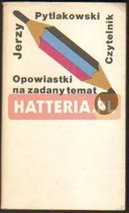Jerzy Pytlakowski OPOWIASTKI NA ZADANY TEMAT [antykwariat] - 2834460536