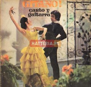 Ricardo El Bissaro Y Los Rumberos GITANO! CANTO Y GUITARRA [płyta winylowa używana] - 2834460716