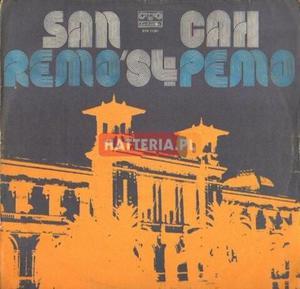 SAN REMO '84 [płyta winylowa używana] - 2834460717