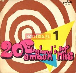 ENGLAND'S TOP 20 SMASH HITS 1 [płyta winylowa używana] - 2834460722