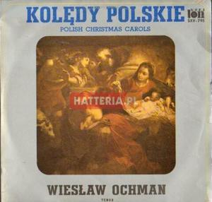 Wiesław Ochman KOLĘDY POLSKIE [płyta winylowa używana] - 2834460735