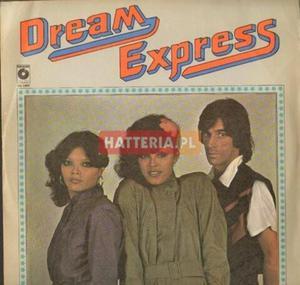 Dream Express DREAM EXPRESS [płyta winylowa używana] - 2834460740