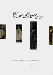 JAMES ENSOR 1860-1949. GRAFIKA I MALARSTWO - 2832180646