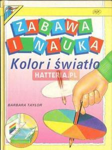 Barbara Taylor KOLOR I ŚWIATŁO [antykwariat] - 2834460256
