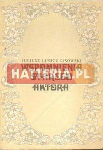 Juliusz Lubicz Lisowski WSPOMNIENIA STAREGO AKTORA [antykwariat] - 2834460892