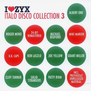 ITALO DISCO COLLECTION vol. 3 [3 CD box] - 2832180173